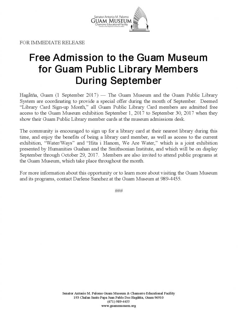 GPLS September Admission
